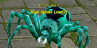 Blue Spider Lord