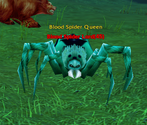 Blood Spider Lord