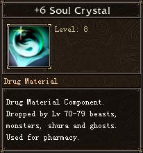 6 Soul Crystal