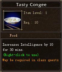 Tasty Congee