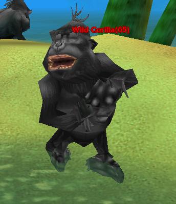 File:Wild Gorilla.png
