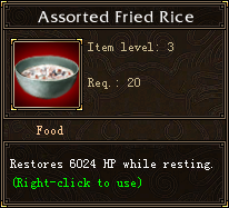 Assorted Fried Rice