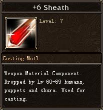 6 Sheath