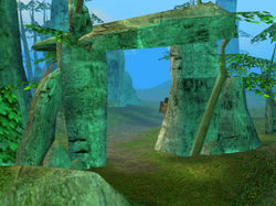 Stone Forest Scene Image1