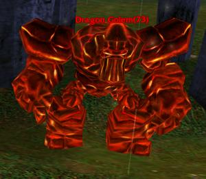Dragon Golem
