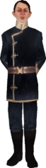 Warden Murron