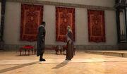 Emissary tapestries
