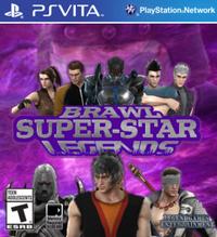 Brawl Super-Star Legends Cover