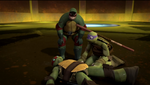 Raph and Donnie