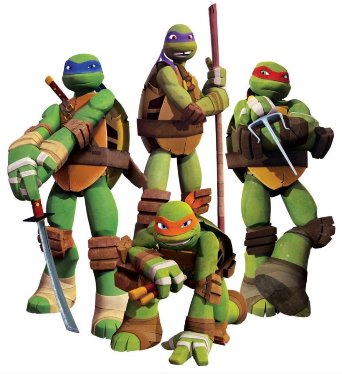 Tmnt Donatello Y April