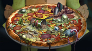 Messed Up Pizza