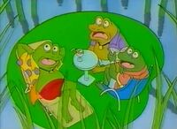 TMNT OVA Punk Frogs