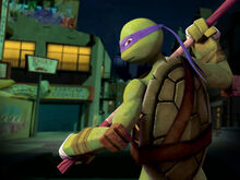 Donatello tmnt 2012