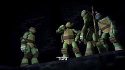 TCRI (episode) title