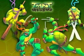 Leo,Raph,Don and Mikey 7