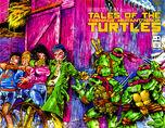 A Tale of the Teenage Mutant Ninja Turtles