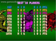 Teenage Mutant Ninja Turtles - 1989 - Konami
