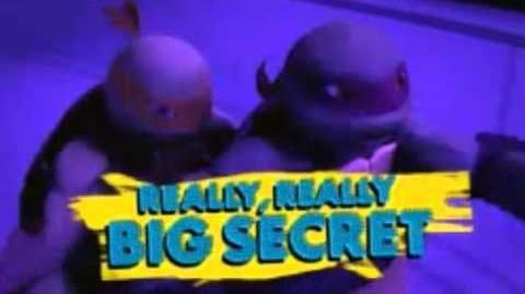 Teenage Mutant Ninja Turtles The Kraang Conspiracy Promo