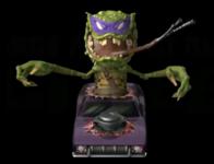Speed demon donatello2