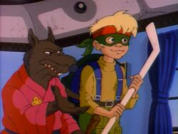 Teenage mutant ninja turtles fred wolf splinter zach
