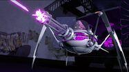 Kraang Spider Gunner TMNT 2012