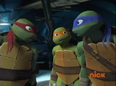 Raph, Mikey and Leo