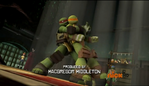 Mikey, Raph training3