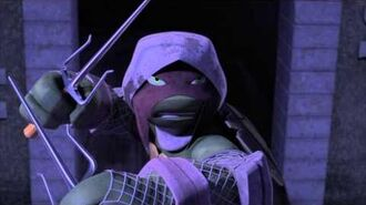 SDCC TMNT Clip- Dinosaurs Seen in Sewers!