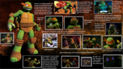 Michelangelo about me page by coooool123-d5q29fw