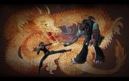 Dragon-tail