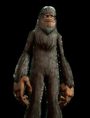 Bigfoot Profile
