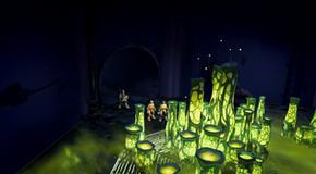 Snakeweed lair