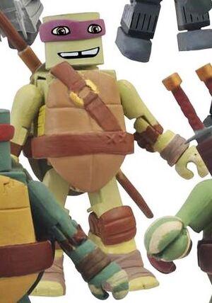 Minimates Donatello