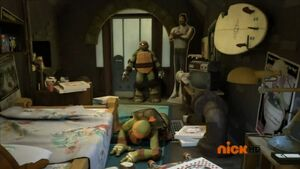 Mikey's Room