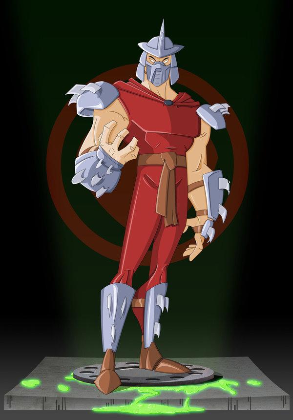 Collab Shredder Original by Super Munkyboy