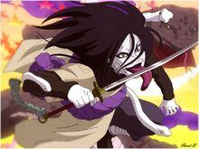 Sword orochimaru