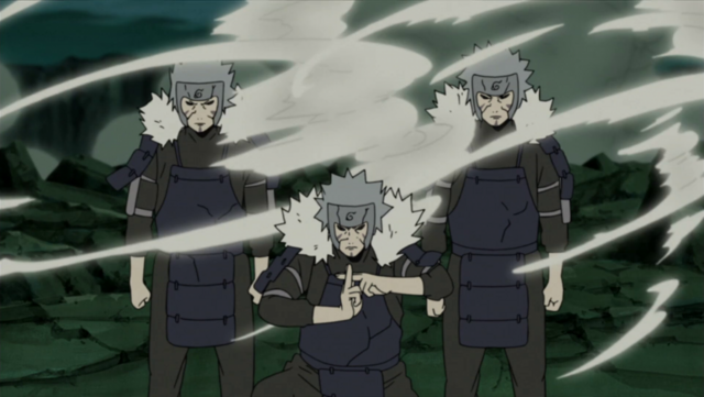 File:Tobirama creating Shadow Clones-1024x577.png