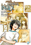 A Certain Magical Index Manga v14 Italian cover