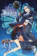 A Certain Magical Index Manga v09 cover