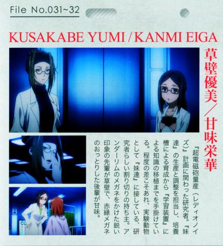 File:KusakabeYumi&KanmiEiga-RailgunSBooklet.png