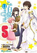 Toaru Nichijou no Index-san Manga v05 cover