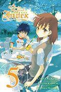A Certain Magical Index Manga v05 cover