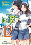 A Certain Magical Index Manga v12 Italian cover