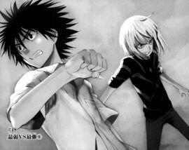 Toaru Majutsu no Index Manga Chapter 018