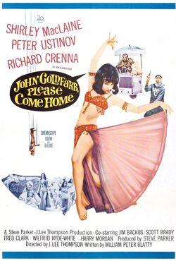John Goldfarb, Please Come Home