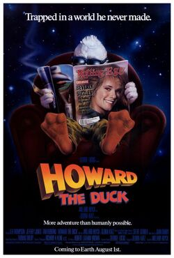 Howard the Duck 1986