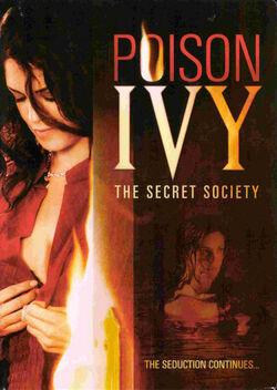 Poison Ivy The Secret Society