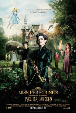 Miss Peregrine's Home for Peculiar Children2016