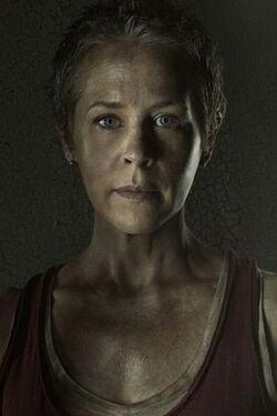 Carol Peletier dead