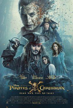Pirates of the Caribbean Dead Men2017